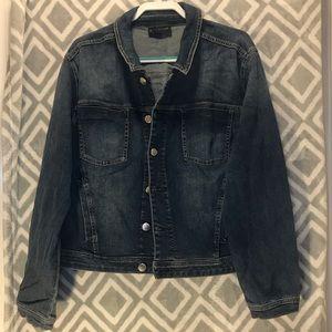 Lane Bryant Denim Jacket size 26